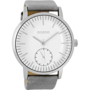 Montre Oozoo Timepieces C8585 light grey - Marque de montre Oozoo