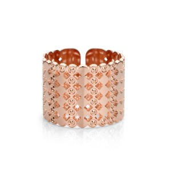 Bague MYA BAY - Bague large bulles perlées - Bijou de la marque Mya Bay