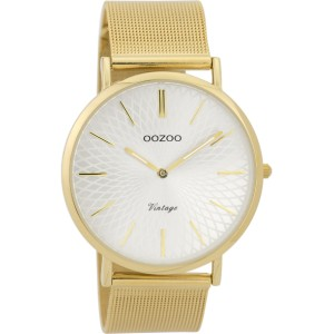 Montre Oozoo Timepieces C9346 gold/silver - Marque de montre Oozoo