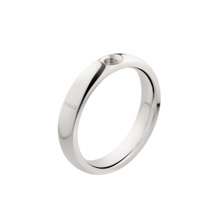 Bague Melano Twisted Tracy argent