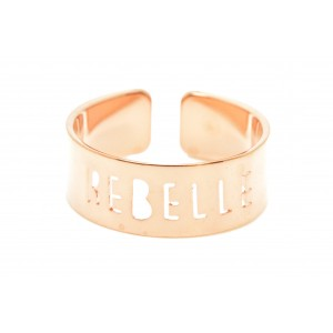 Bague pop rebelle MYA BAY plaqué or