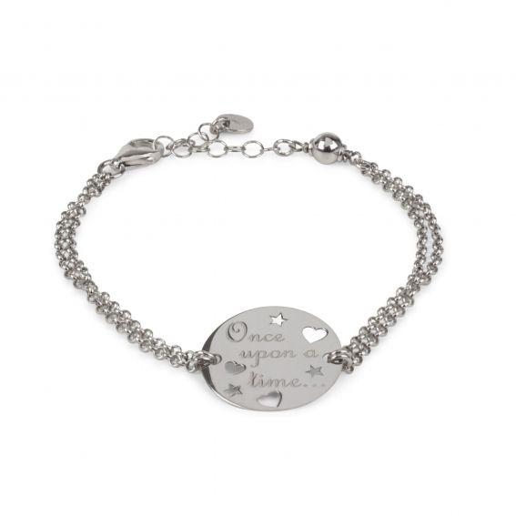 Bracelet Once a time... en argent 925 - Bijou et bracelet femme