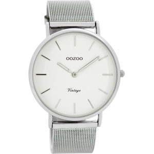 Montre Oozoo Timepieces C7724 silver/white - Marque Oozoo