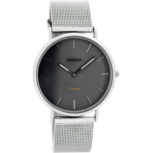 Montre Oozoo Timepieces C7729 silver/grey/titanium - Marque Oozoo
