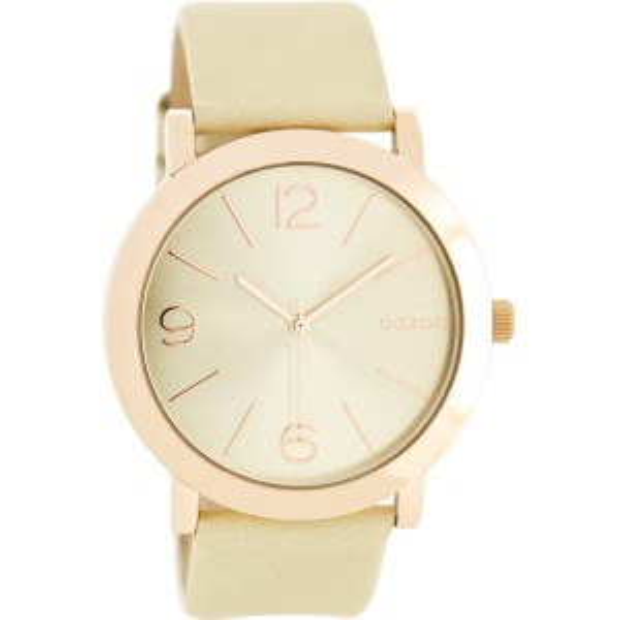 Montre Oozoo Timepieces C8710 sand - Marque de montre Oozoo