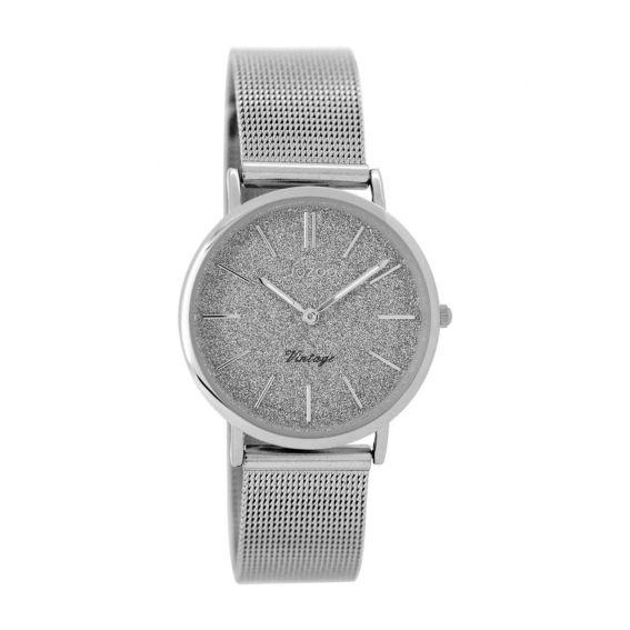 Montre Oozoo Timepieces C8837 silver - Marque de montre Oozoo