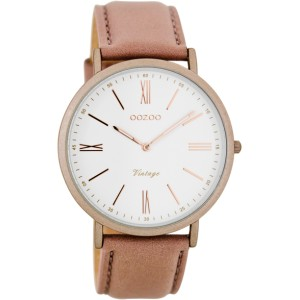 Montre Oozoo Timepieces C9147 taupe - Marque de montre Oozoo