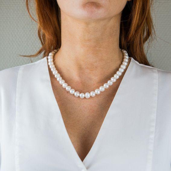 Perles ras de cou