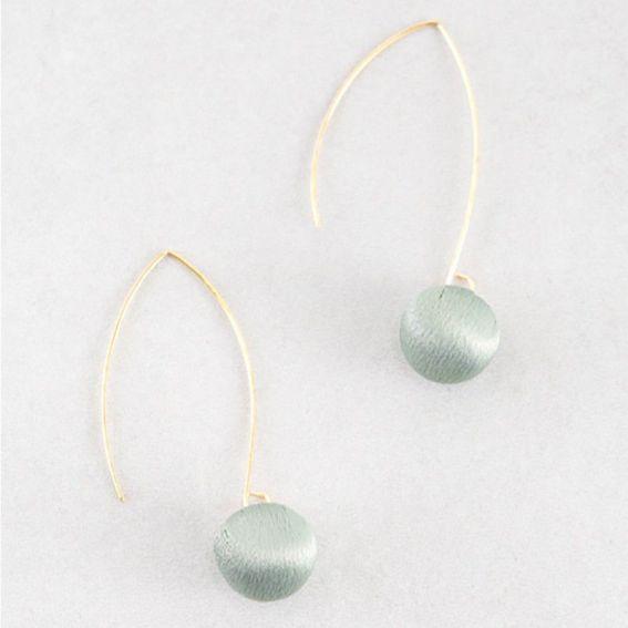 Boule makena - Boucles d'oreille et bijoux tendances