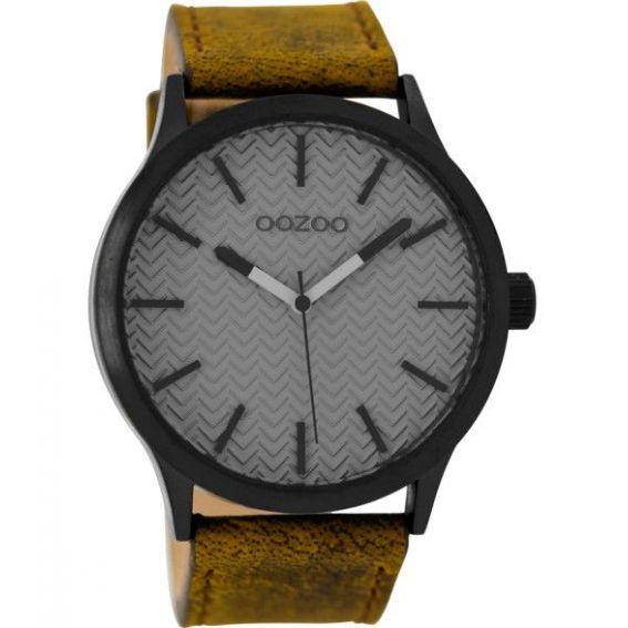 Montre Oozoo Timepieces C9017 brown/grey - Montre de la marque Oozoo