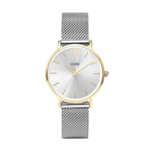 Cluse - Watch CLUSE - Midnight Mesh gold / silver