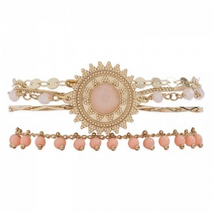 Hipanema - Magic pink bracelet