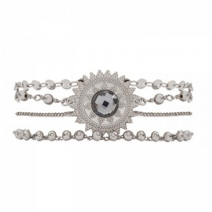 Hipanema - Magic silver bracelet