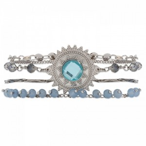 Bracelet Hipanema Magic Blue - Bijoux de la marque Hipanema