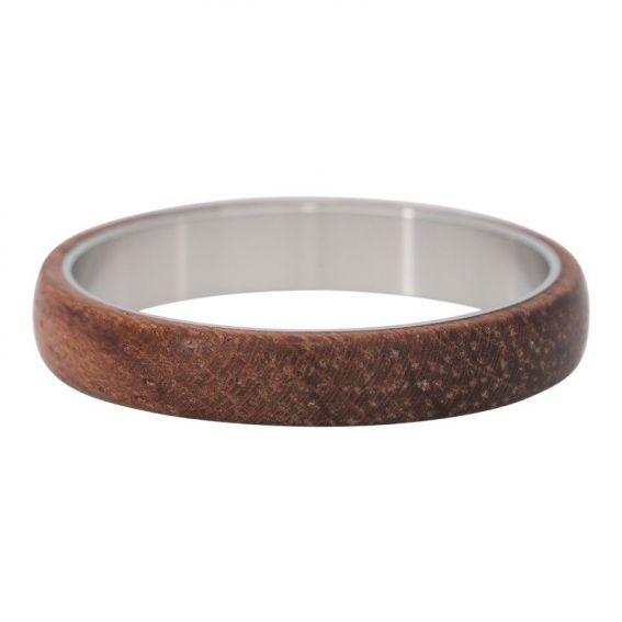 Anneau iXXXi bois brun foncé - Anneau couvrant marque de bijoux iXXXi