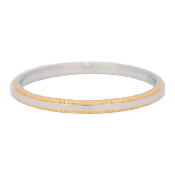 iXXXi - Bicolor golden chiseled (Double gear)