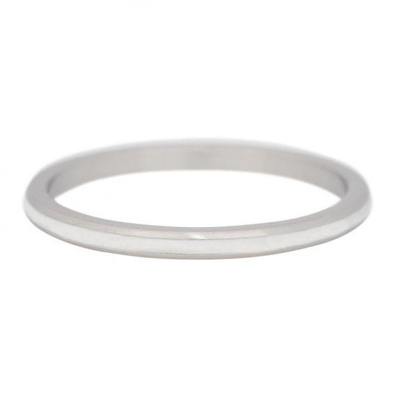 Ruban blanc argenté iXXXi - Bague et bijoux de marque iXXXi