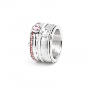 iXXXi - Pack Silver ring iXXXi