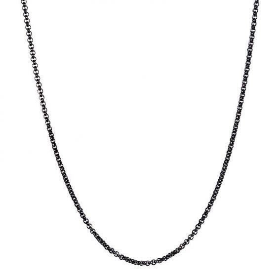 Chaîne iXXXi noire 3mm de marque iXXXi - Bijoux iXXXi
