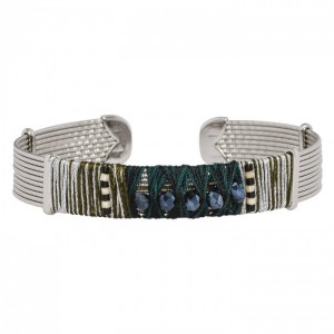 Hipanema - Bracelet black olala