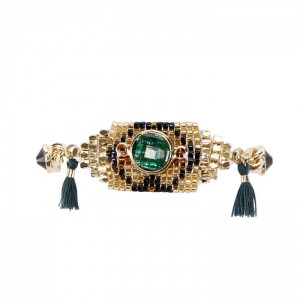 Hipanema - Alya black bracelet