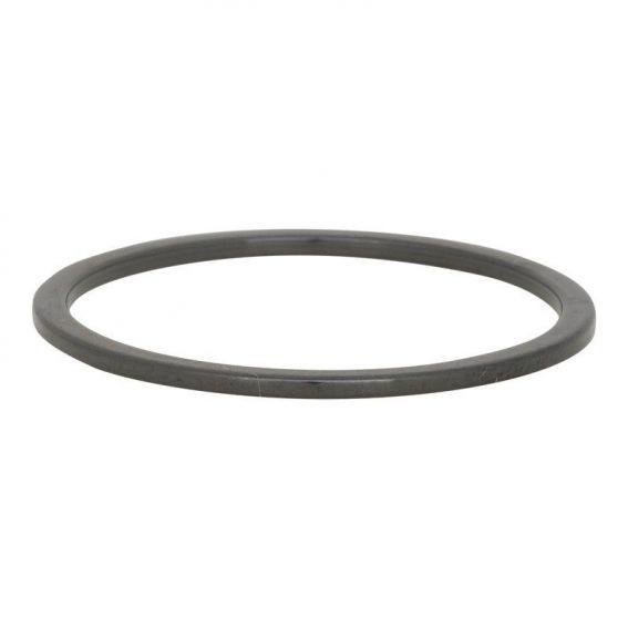 Anneau iXXXi céramique 1mm iXXXi noir - Bijoux de marque iXXXi
