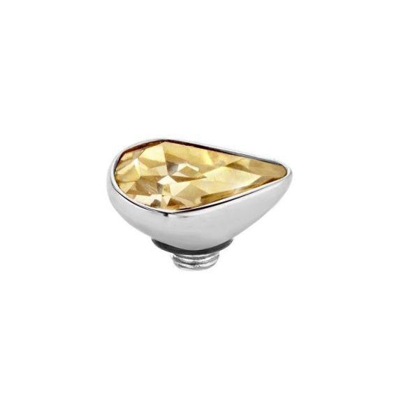 Elément Melano Twisted pear - Marque de bijou et bague Melano