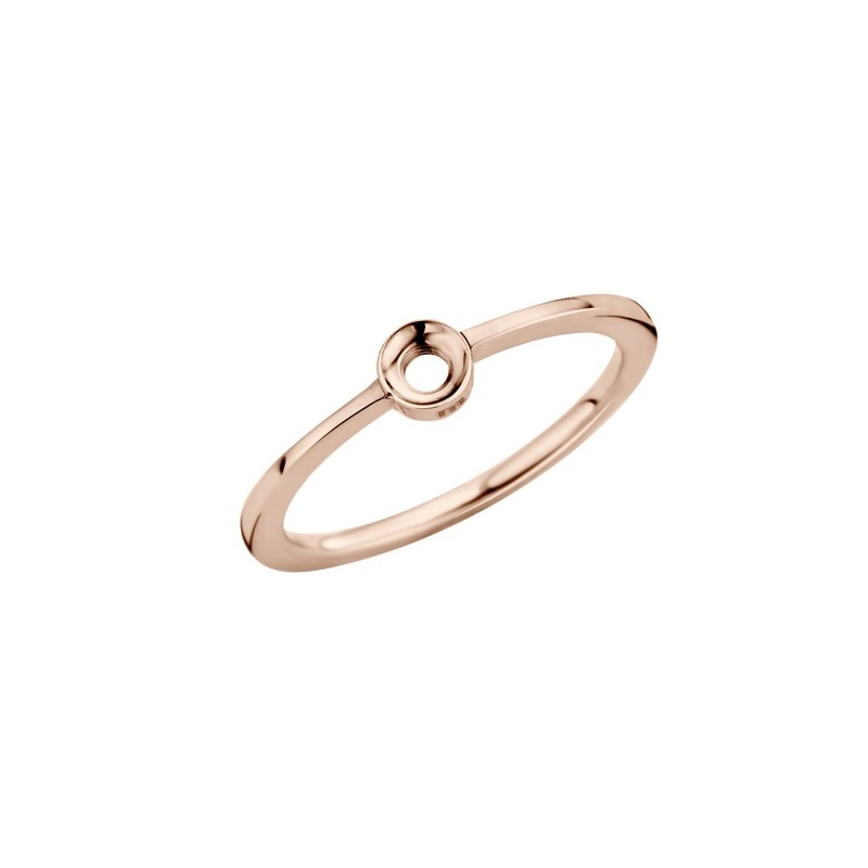 Melano - Twisted small ring