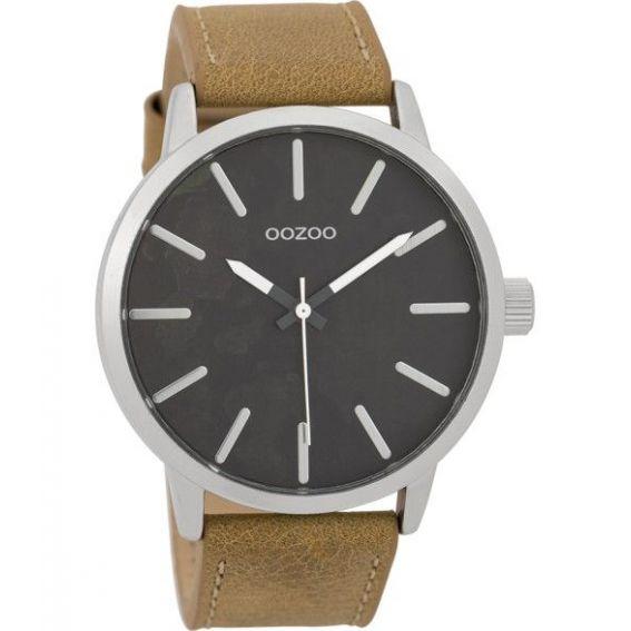 Montre Oozoo Timepieces C9600 camel - Marque de montre Oozoo