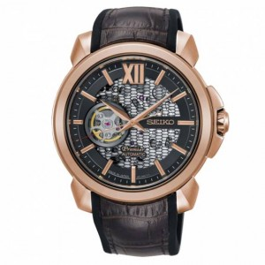 Seiko - Men's watch limited edition FIRST Skeleton Automatic
