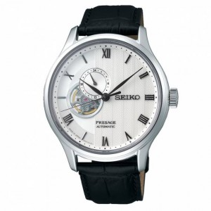 Seiko - Watch Presage white man open Heart Automatic