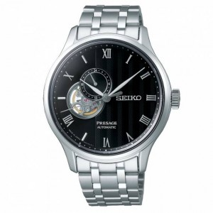 Seiko - Watch Presage black man open Heart Automatic
