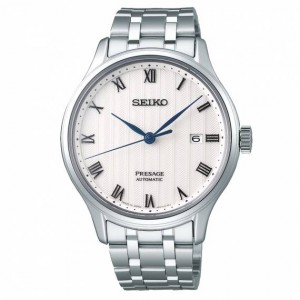 Seiko - Men's watch Roman Numerals Automatic Presage
