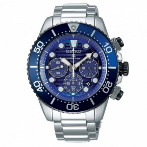 "Seiko - Diving watch man ProspEx Special Edition ""Save the"