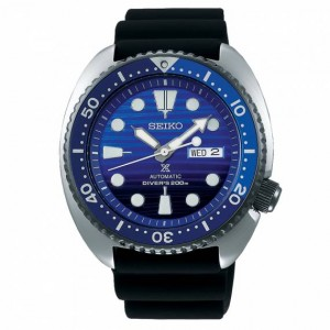 "Seiko - man diving watch ProspEx Special Edition ""Save the"