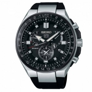 Seiko - Watch man Astron GPS Solar Quartz Executive Sport