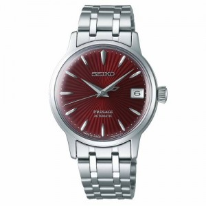 "Seiko - Women watches Presage inspired cocktail ""Kir Royal"""