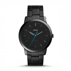 Fossil - Watch The Slimline Minimalist three hand in black