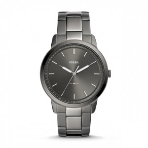 Fossil - Watch The Minimalist three stainless steel needles