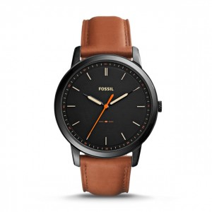 Fossil - Watch The Slimline Minimalist three needles in light