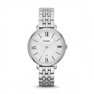 Fossil - Watch Jacqueline three stainless steel needles