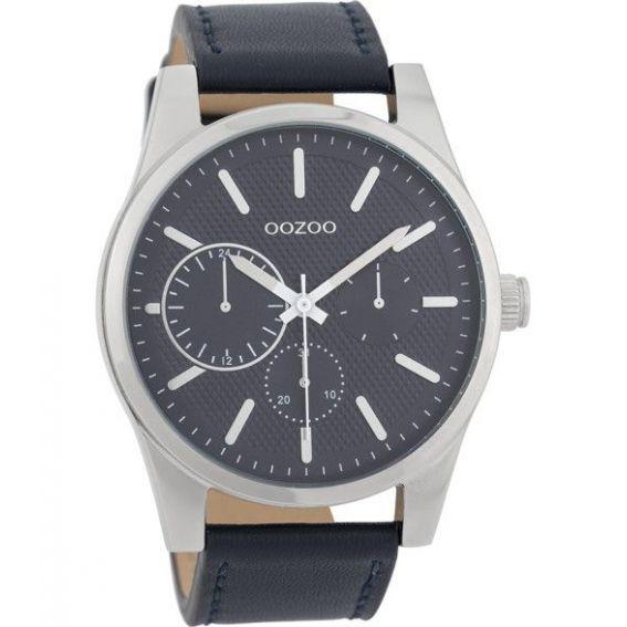 Montre Oozoo Timepieces C9618 dark blue - Marque de montre Oozoo