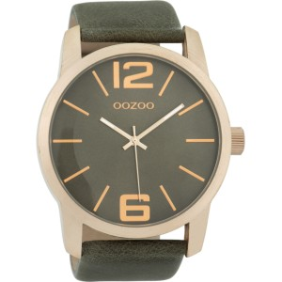 Montre Oozoo Timepieces C9733 brown - Marque de montre Oozoo
