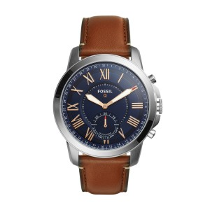 Montre Fossil FTW1122 GRANT HYBRID SMARTWATCH - Montre Fossil hommes