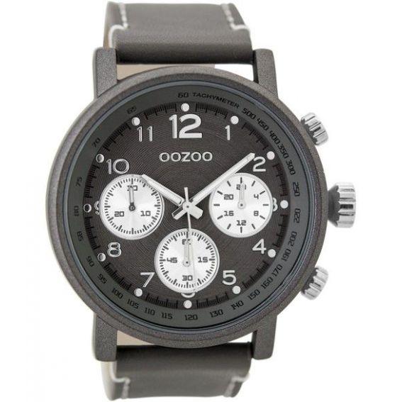 Montre Oozoo Timepieces C9458 elephantgrey - Marque de montre Oozoo