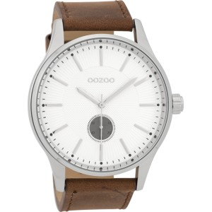Montre Oozoo Timepieces C9635 brown/white - Marque de montre Oozoo