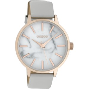 Montre Oozoo Timepieces C9755 marble white - Marque de montre Oozoo