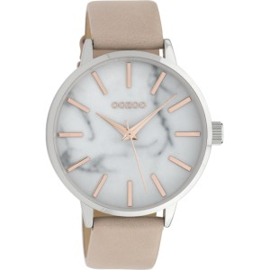 Montre Oozoo Timepieces C9756 marble white - Marque de montre Oozoo