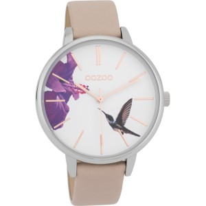 Montre Oozoo Timepieces C9760 soft pink - Marque de montre Oozoo