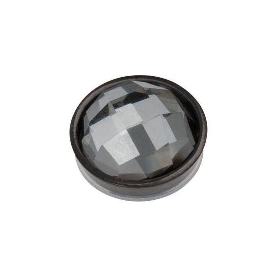 Top parts iXXXi à facettes noires - Bijoux de la marque iXXXi